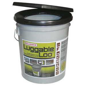 LUGGABLE LOO PORTABLE TOILET