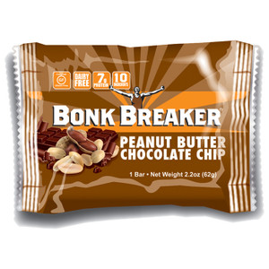 BONK BREAKER P.B CHOC CHIP BAR - 12ct. Case