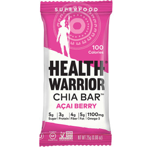 CHIA BAR ACAI BERRY - 15ct. Case