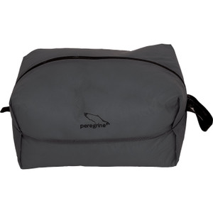ULTRALIGHT ZIP SACK-20L-GREY