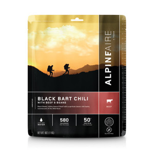 BLACK BART CHILI W/BEEF