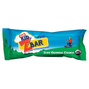 CLIF ZBaR ICED OATMEAL COOKIE - 18ct. Case