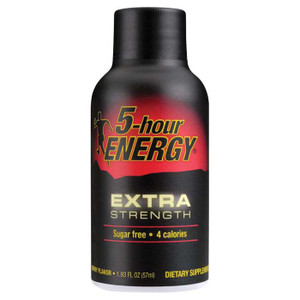5-HOUR ENERGY EX STR BERRY