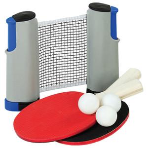 BACKPACK TABLE TENNIS SET