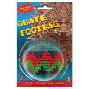 GUATE FOOTBAG BLISTER PACK