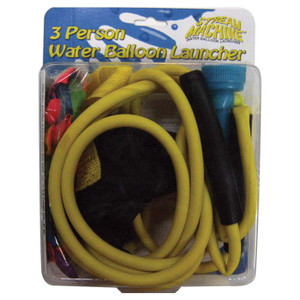 3 PR WATERBALLOON LAUNCHER