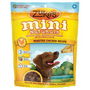 MINI NATURALS CHICKEN 6 OZ