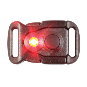 BUKALITE BUCKLE RED