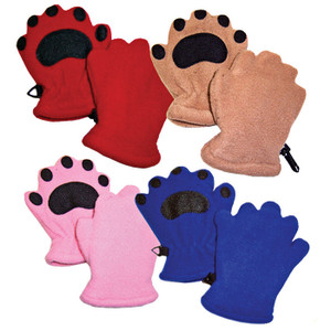 BEARHANDS YOUTH RED