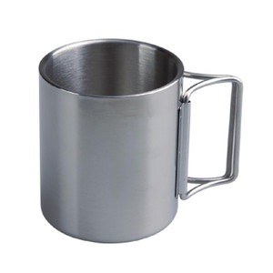 DOUBLE-WALL CUP 220 ML SS