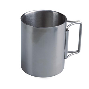 DOUBLE-WALL CUP 300 ML SS