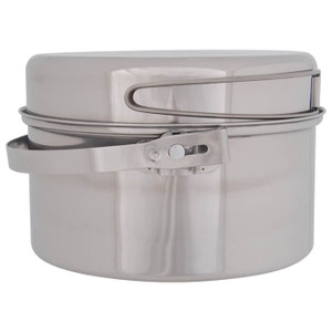 AK COOKSET STAINLESS 3 QT
