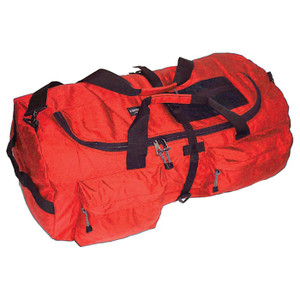 WHALE BAG RED