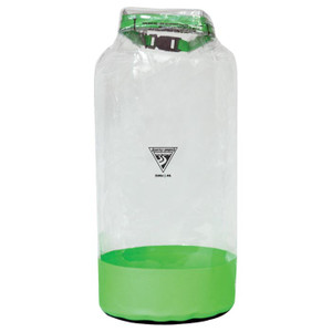 GLACIER CLEAR DRY BAG GRN 41 L