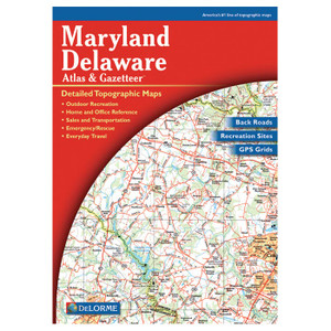 MARYLAND/DELAWARE ATLAS