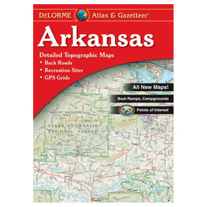 ARKANSAS ATLAS