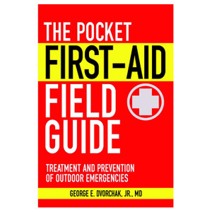 POCKET FIRST AID FIELD GUIDE