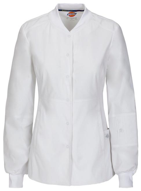 Dickies Snap Front Warm-up Jacket