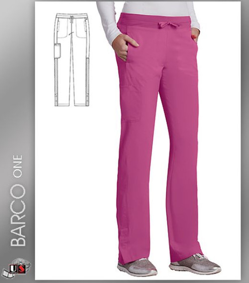 Barco One 4-Pocket Cargo Track Pant