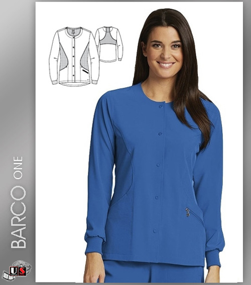 Barco One Modern Fit 4-Pocket Warm-Up