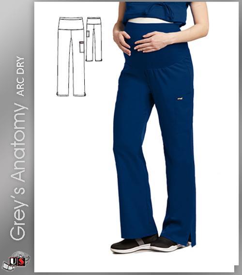 Grey's Anatomy™ Arc Dry Maternity 1 Pocket Cargo Pant
