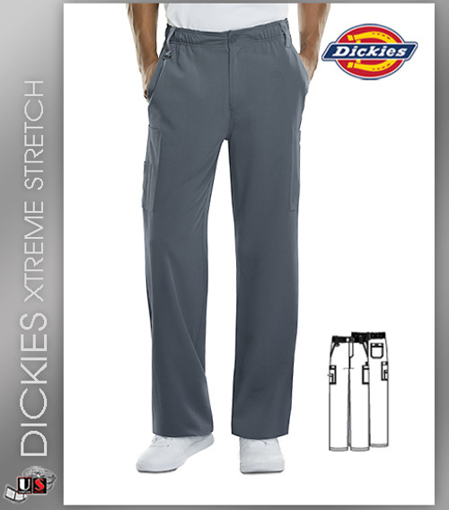 Dickies Xtreme Stretch Men's Fit Scrub Pants