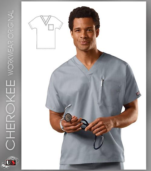 Cherokee Workwear Originals Unisex V-Neck Tunic