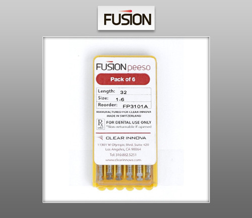 Fusion Peeso (32MM) Peeso Reamers
