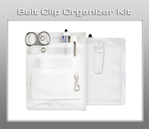 Prestige Belt Clip Organizer Kit