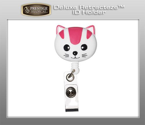 Prestige Deluxe Retracteze™ ID Holder - Cat