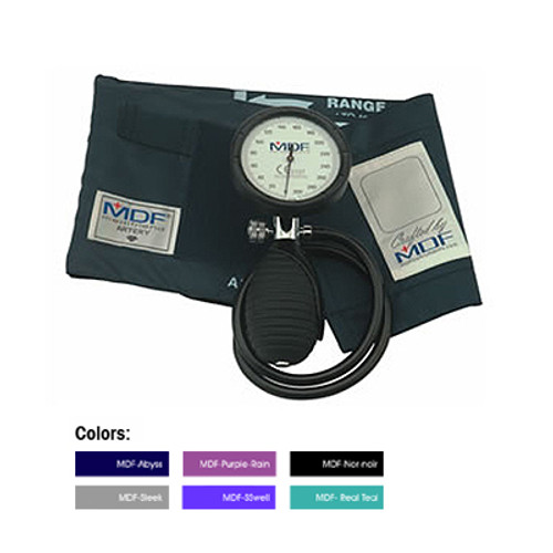 MDF Medic Palm Aneroid Blood Pressure Monitor