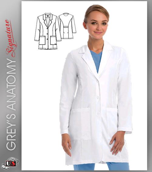 Grey's Anatomy™ Signature w/ 4-Way Stretch Women's Lab Coat