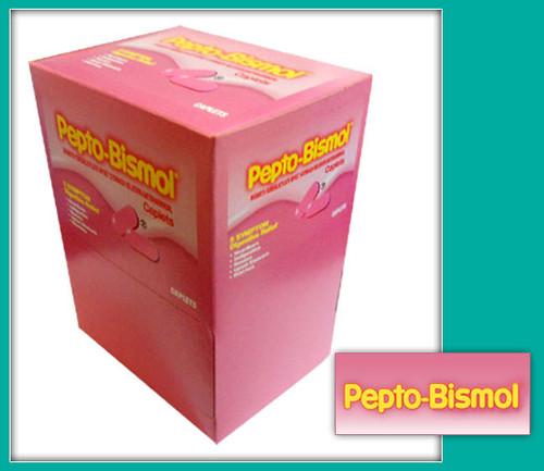 Pepto Bismol Heartburn Relief Caplets 20CT