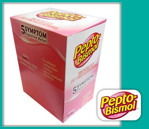 Pepto-Bismol Original Chewable Tablets 20CT