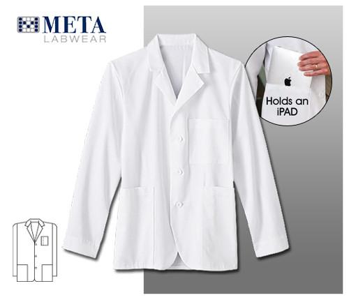 """Meta Labwear Unisex 30"""" Consultation iCoat"""