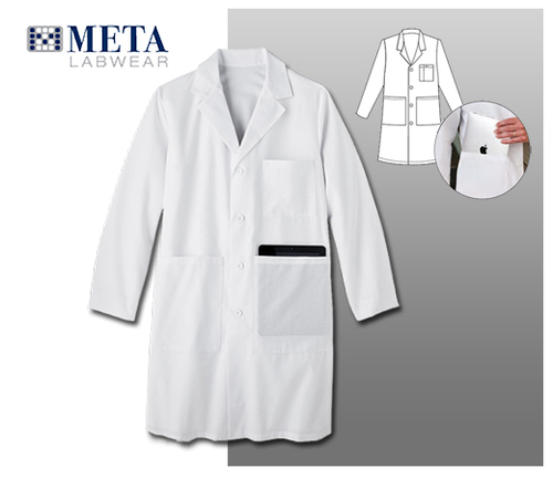 "Meta Labwear Unisex 40"" iCoat"