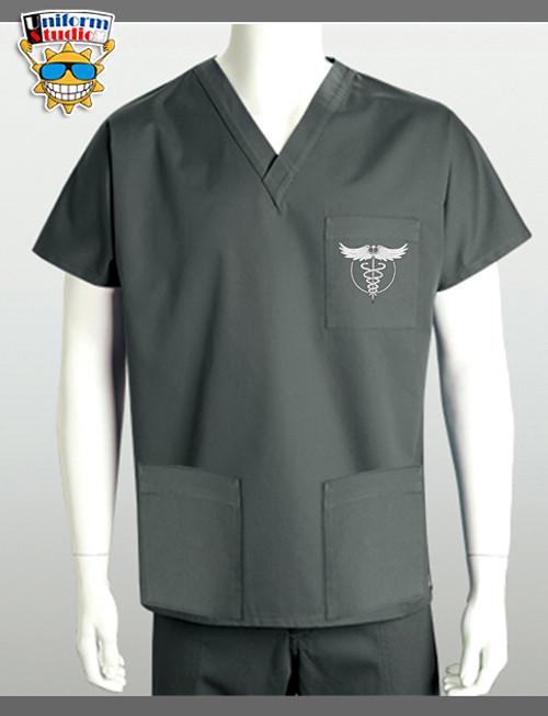 Uniform Studio Unisex V-Neck Top Medical