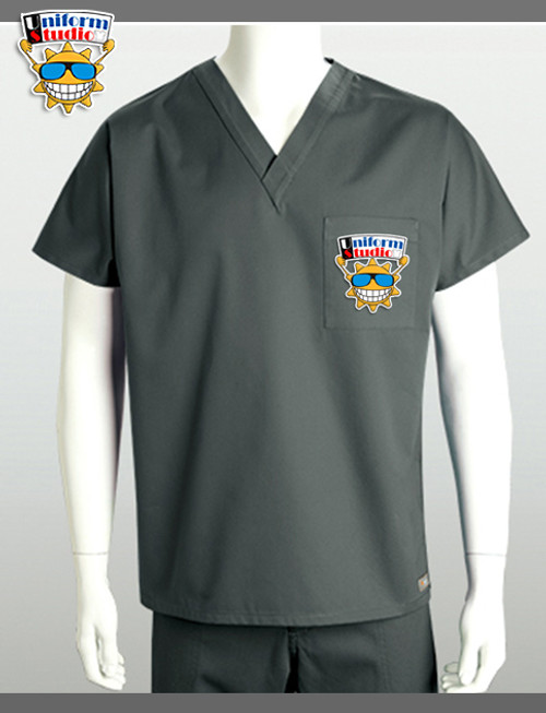 Uniform Studio Unisex V-Neck Top Uniform Studio
