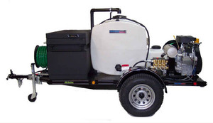 58 Series Trailer Jetter 650 - 32.5 HP, 6 GPM, 5000 PSI
