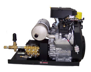 Skid Kit 1230 - 32.5 HP, 12 GPM, 3000 PSI