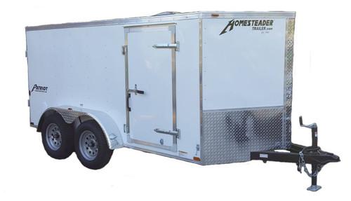 61CT Series Tandem Axle Trailer Jetter 1740 - 65 HP, 17 GPM, 4000 PSI, 330 Gallon