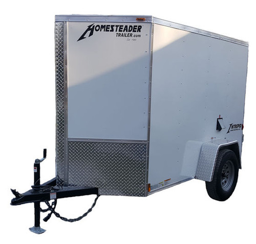 58C Cargo Trailer Jetter 1140 - 37 HP, 11 GPM, 4000 PSI, 200 Gallon