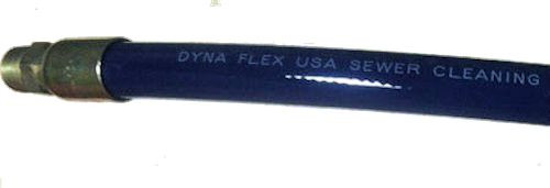 Dynaflex Jet Hose 3/4x800' MxMS 3000 PSI Blue