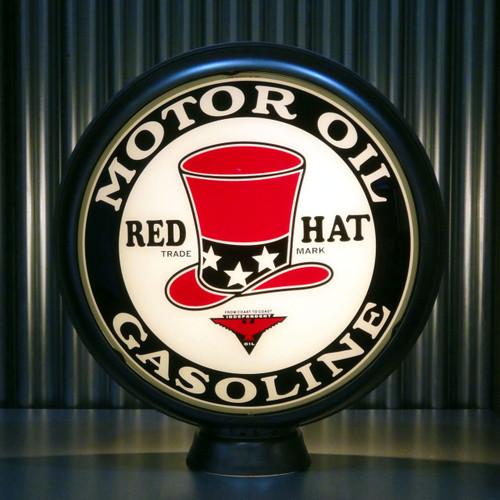 """Red Hat Motor Oil & Gasoline 15"""" Lenses"""
