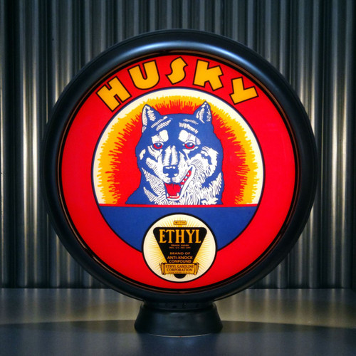 "Husky Ethyl Gasoline 15"" Lenses"