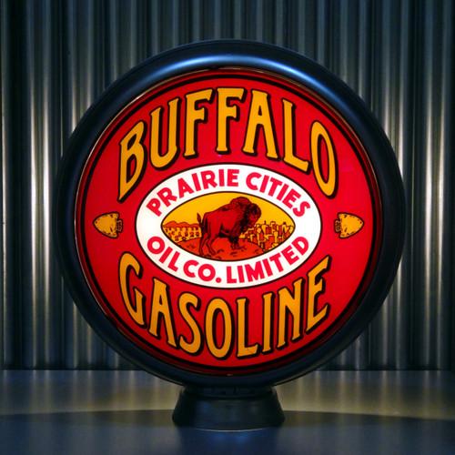 "Prairie Cities Buffalo Gasoline (Red) 15"" Lenses"