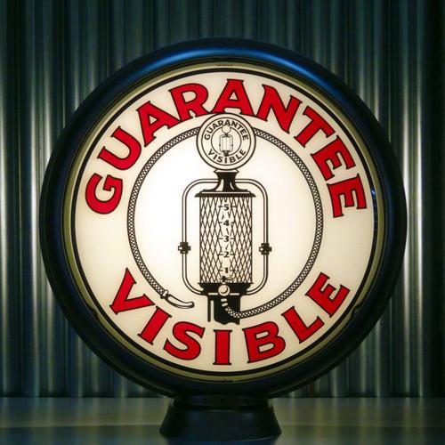 "Guarantee Visible - Factory Fry Globe 15"" Ltd Ed Lenses"