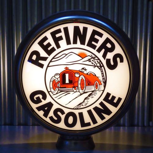 "Refiners Gasoline 15"" Lenses"
