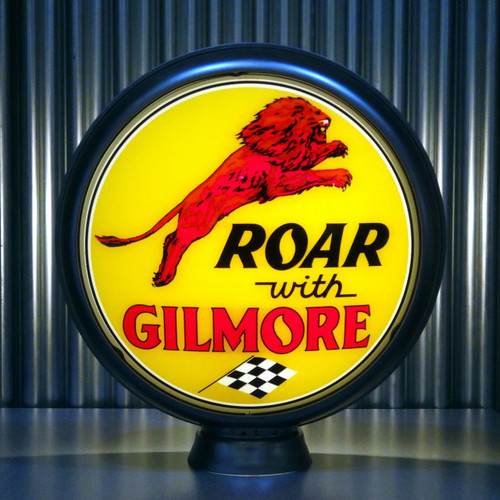 "Gilmore Roar with Gilmore Gasoline 15"" Lenses"