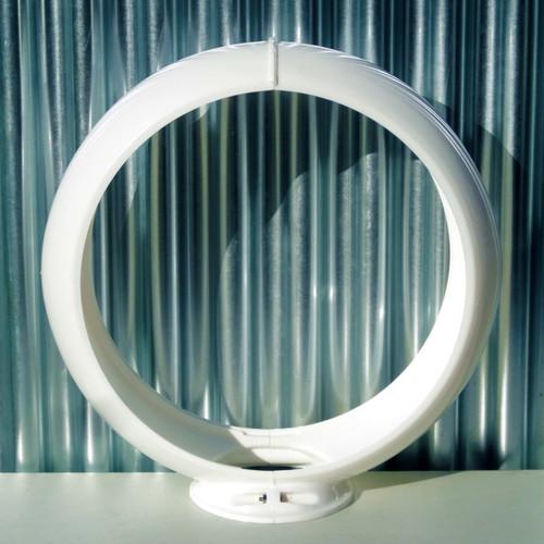 """13.5"""" White Capco Globe Body"""